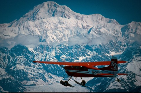 Talkeetna & Denali Flightseeing