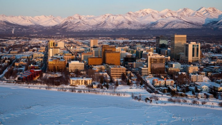 April is a great time to experience Anchorage, Alaska