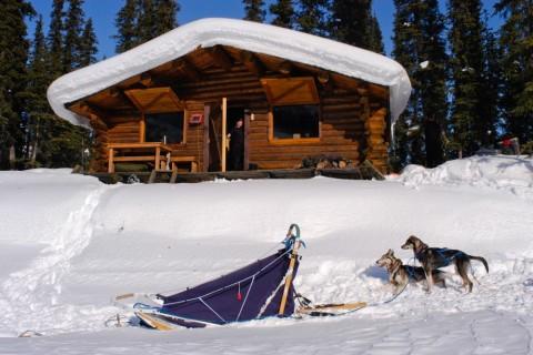 Alaska offers romantic honeymoon accommodations for summer or winter