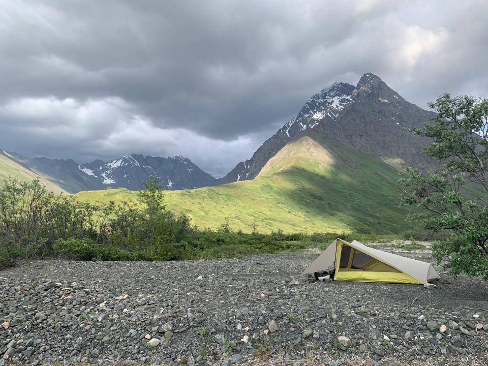 Haley Johnston AC Image Backcountry Campsites Image 1
