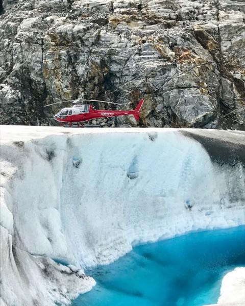 TEMSCO Helicopter Tours in Skagway Alaska