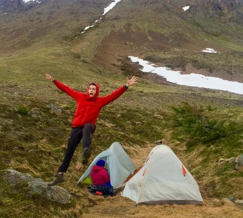Humans chugach state park camping johanna grasso