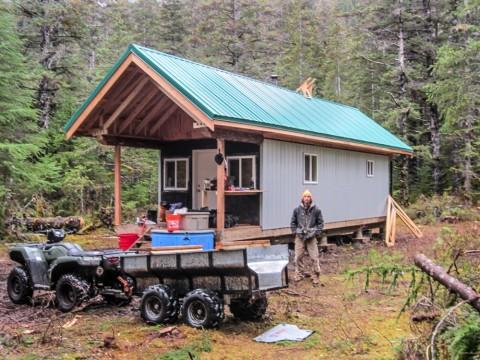Johnston Bay Lodge Jordan Pond IMG 1834 2