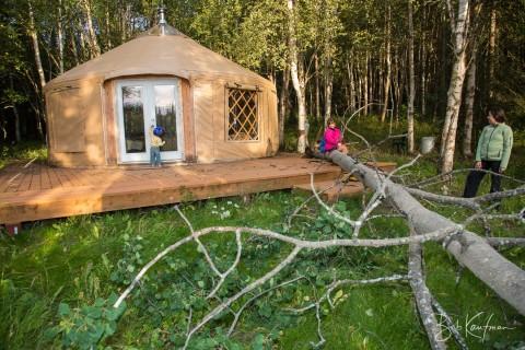 Alaska yurt 16 A3346