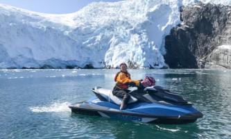 Alaska wild guides jet ski tours