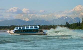 Alaska Jetboat Riverboat Tours