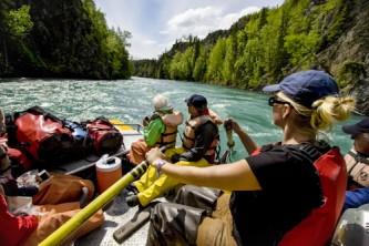Alaska Rafting Tours