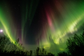 Best northern lights viewing spots near anchorage Fairbanks Northern Lights 2 Flickr Fairbanks Mike