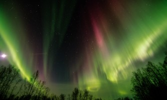 Best northern lights viewing spots near anchorage Fairbanks Northern Lights 2 Flickr Fairbanks Mike