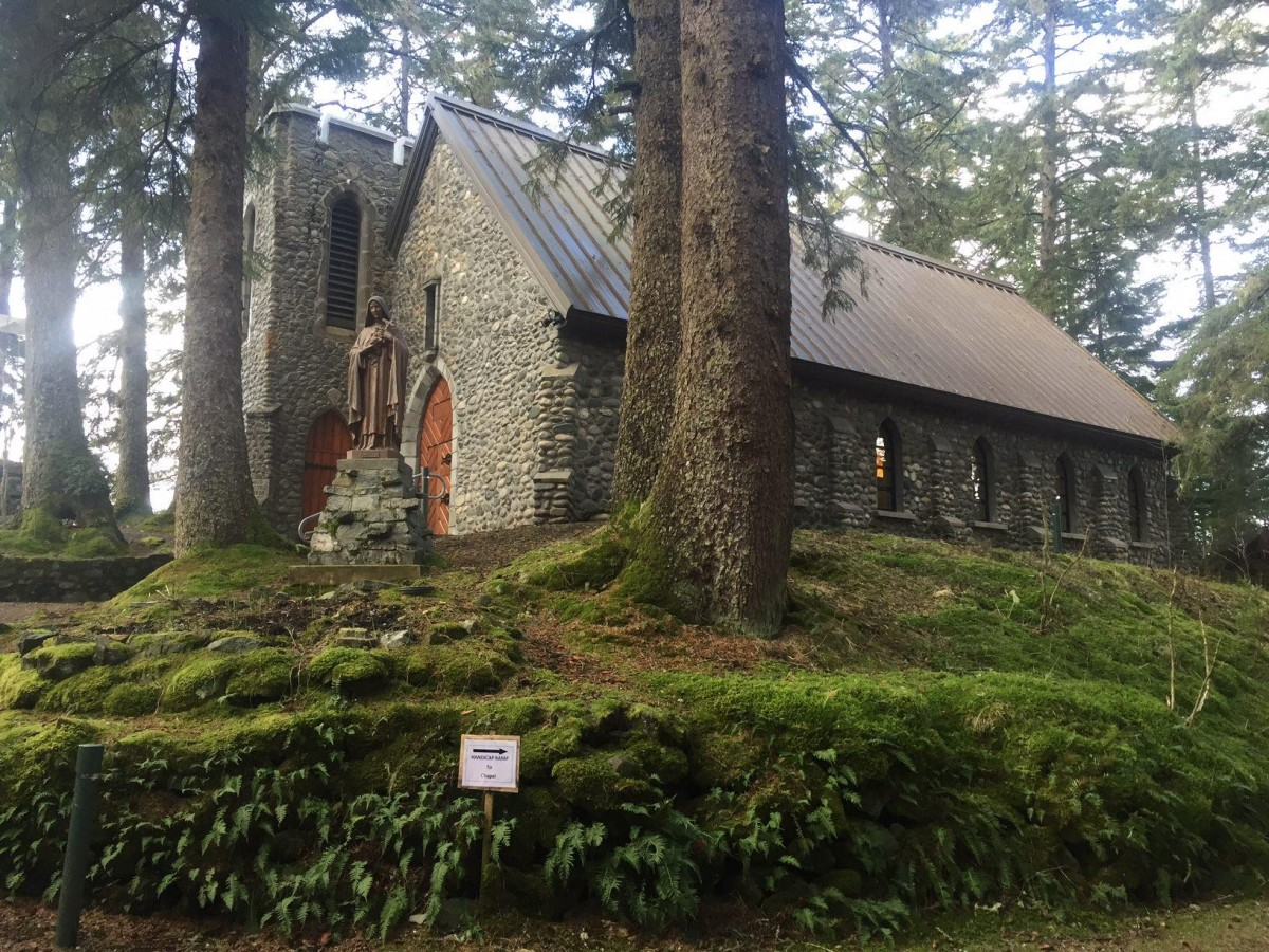 Russell Lowney Shrine of St Terese