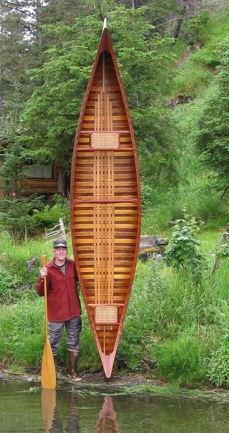 Michael Mc Bride michael canoe