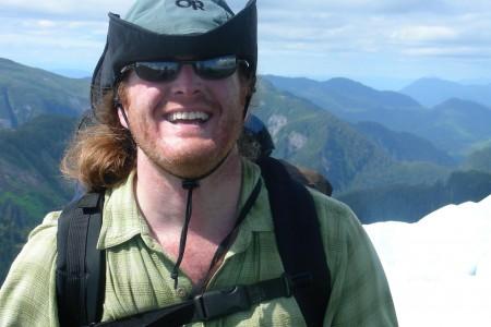 Teague on Deer Mountain