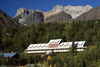 Wrangell st elias national park adventure lodges Alaska Channel