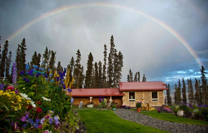 Wrangell st elias national park wilderness lodges