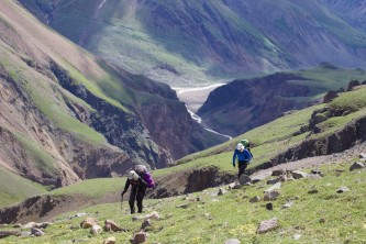 Wrangell st elias national park guided hiking