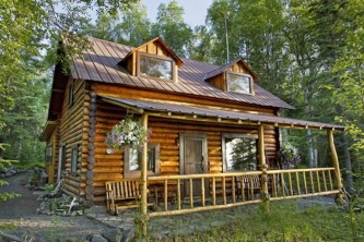 Cooper landing wilderness lodges