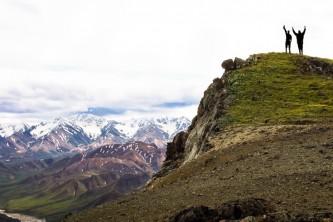 Denali national park parks trails