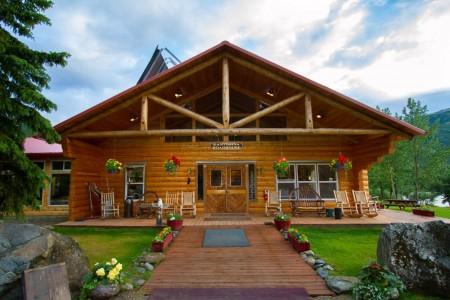 Denali national park hotels kantishna wilderness lodge