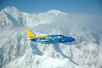 Fairbanks flightseeing natc