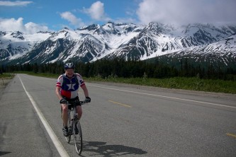 Haines bicycle tours Multi Day GC