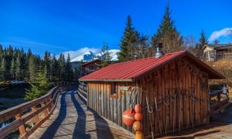 Homer wilderness lodges