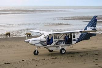 Kenai soldotna flightseeing Alaska Channel