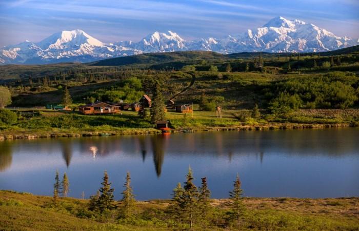 Mat su valley wilderness lodges AL 15 SO 0806