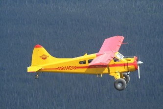 Mccarthy kennicott flightseeing tours Alaska Channel
