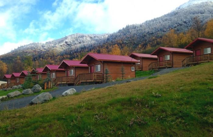 Palmer wasilla adventure lodges