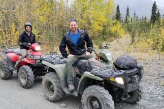 Palmer wasilla jeep atv tours Alaska Channel