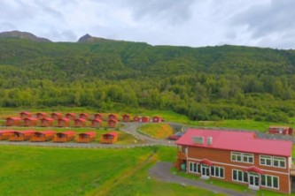 Palmer wasilla hotels lodges Property Front View