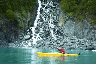 Sea kayaking tours in prince william sound DSC 8910 Alaska Channel