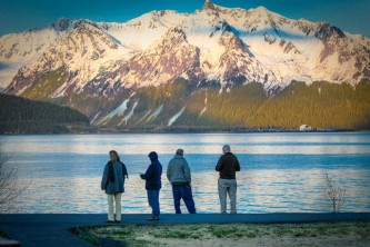 Seward rv parks campgrounds Alaska Channel
