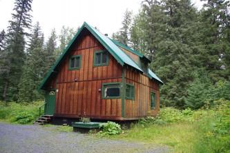 Seward bed breakfasts abode well cabins