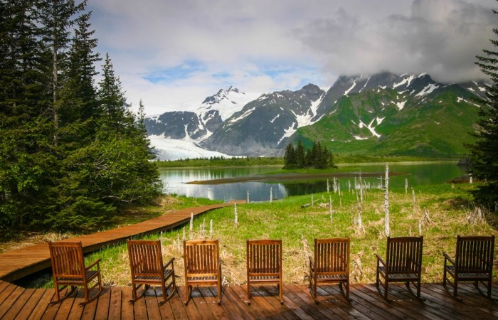 Seward wilderness lodges
