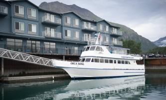 Alaska trip ideas seward Major Marine 15 07 011 Copyright 2015 Jody Overstreet Harbor 360 Hotel