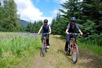 Skagway bicycle tours Day Tours RF