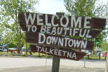 Talkeetna alaska Alaska Channel