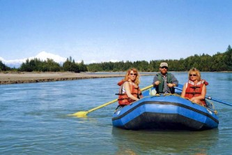 Talkeetna rafting tours Alaska Channel