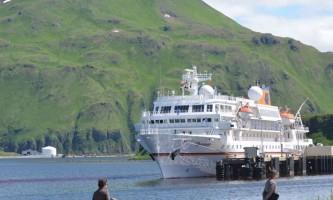 How many days in unalaskaunalaska cruise ship