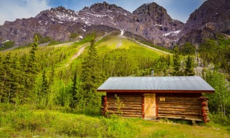 Public use cabins vs tent camping 816 A0694 o164d1