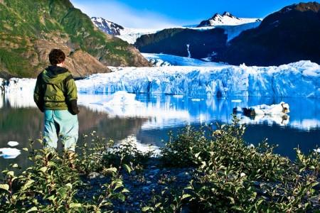 Exit Glacier Road