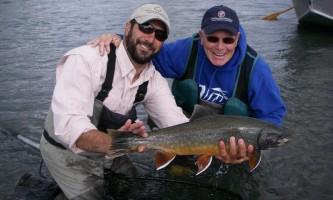 Alaska species fish krsl dolly varden