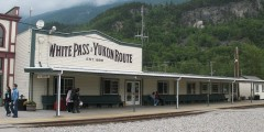 Historic White Pass Yukon Rte Depot