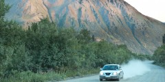 Arctic Valley Road Scenic Drive