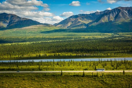 Anchorage to Fairbanks (Parks Highway)