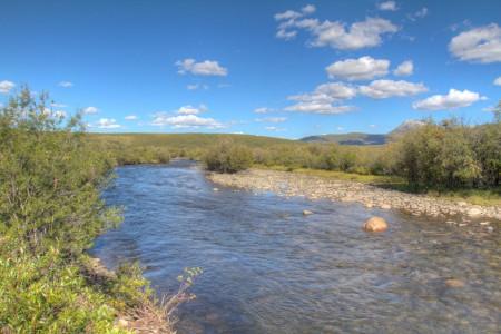 Blackstone River Pullout