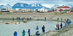 Homer Spit Fishing