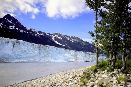 Childs Glacier & Recreation Area