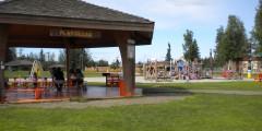 Pioneer Park Playground